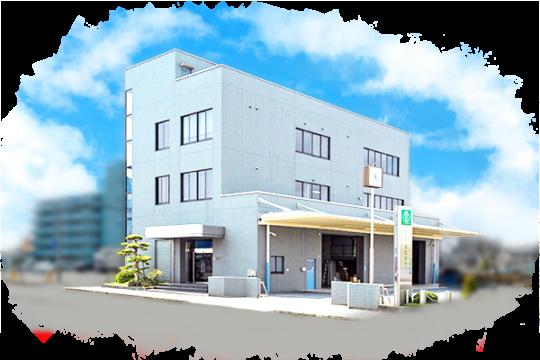 津島建材 社屋
